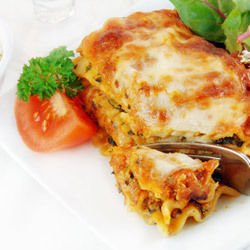 Moussaka with Macaroni