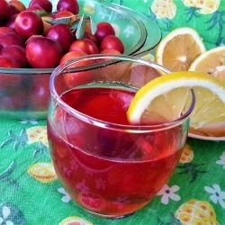 Cherry Plum Lemonade