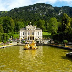 Sightseeing in Munich -  Linderhof Castle