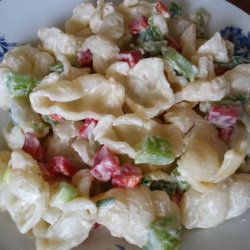 Macaroni Salad with Mayonnaise