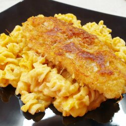 Makarone sa kačkavaljem (Mac and Cheese) i piletinom