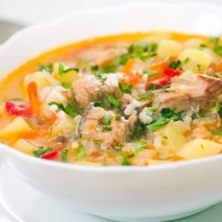 Monastery Style Fish Soup