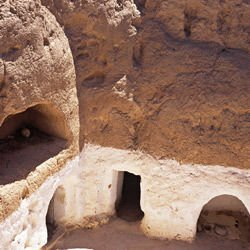 Matmata Rock Dwellings -  Matmata