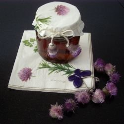 Cotton Thistle Honey