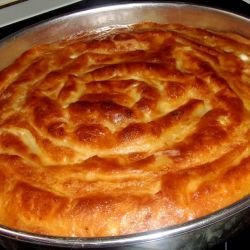 Enthusiasts` Spiral Phyllo Pastry