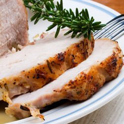 Roast Pork with Aromatic Spices