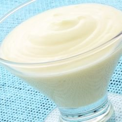 Dairy Cream without Eggs