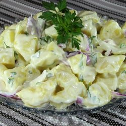 Milky Potato Salad