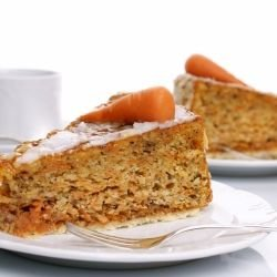 Irresistible Carrot Cake