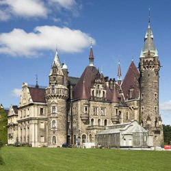 Washington - Moszna Castle