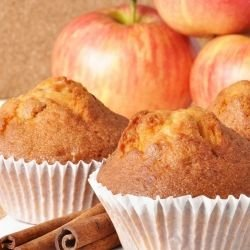 Muffins with Apples