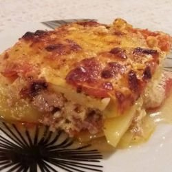 Bai Dancho`s Moussaka