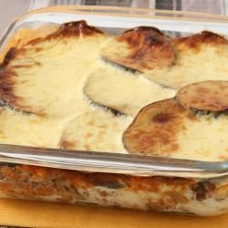 Original Greek Moussaka