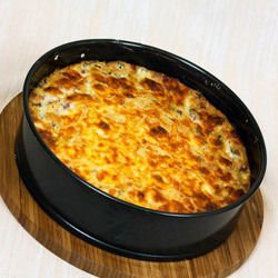 Chicken and Cheese Bake