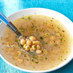 Thracian Chickpea Soup
