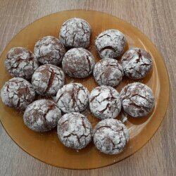The Perfect Crinkle Cookies