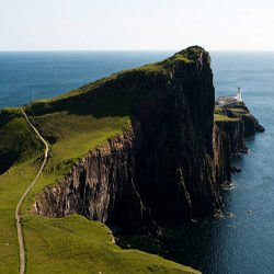 Prosels Castle - Neist Point