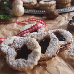 Spitzbuben - German Christmas Sweets