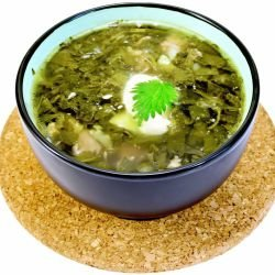 Nettle and Walnut Soup