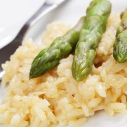 Rice with Asparagus