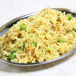 Chinese Rice with Eggs