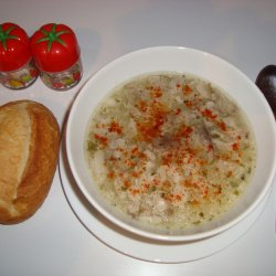 Exquisite Khash Soup