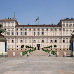 Lednice - Palazzo Reale in Turin