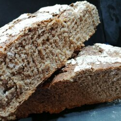 Wholemeal Bread with 3 Types of Flour