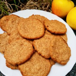 Wholemeal Biscuits with Einkorn, Apple and Cinnamon