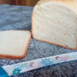 Fluffy Bread in a Bread Maker