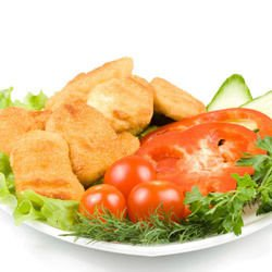 Fragrant Fried Cheese