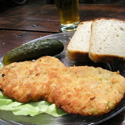 Schnitzels with Zucchini
