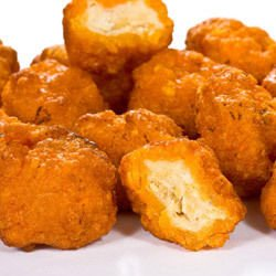 Chicken Croquettes with Butter