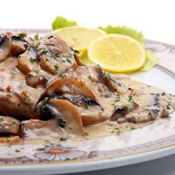 Tyrolean Chicken
