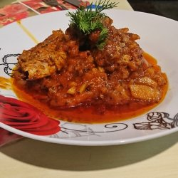 Pork Chops with Tomato Sauce
