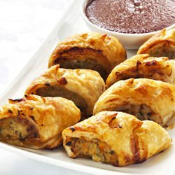 Mini Pies Stuffed with Lamb