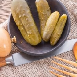 Tasty Pickles without Boiling