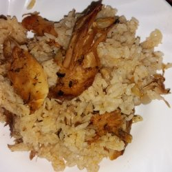 Chicken with Rice Dish