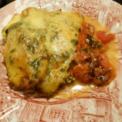 Calabrese Style Chicken Breast