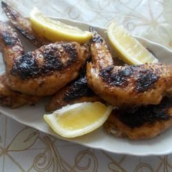 Grilled Marinated Wings