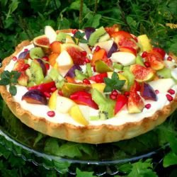 Tasty Fruit Tart
