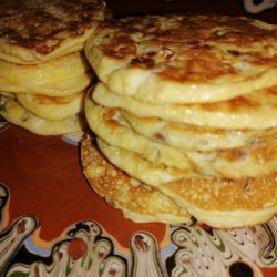 Healthy Mini Pancakes Without Using Flour