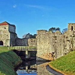 Liberty Bell Mountain - Portchester Castle