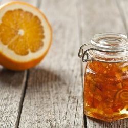 Tasty Orange Peel Jam