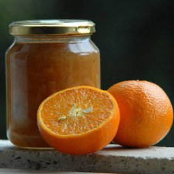 Jam from Whole Oranges