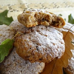 Homemade Lean Cookies with Dates