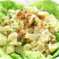 Spanish Potato Salad