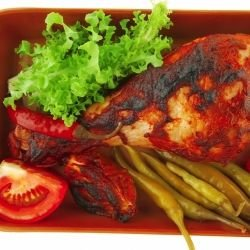 Marinated Turkey Drumsticks