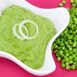 Puree from Peas with Potatoes