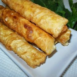 Feta Cheese Cigars